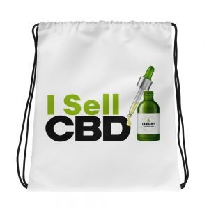 I Sell CBD String Bag