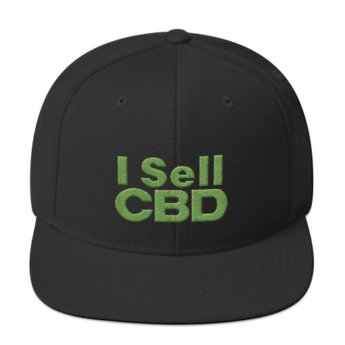 I Sell CBD Hat