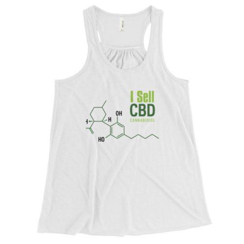 I Sell CBD Women Shirts