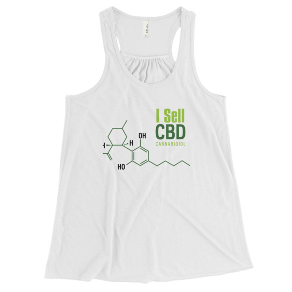 I Sell CBD Women Shirts