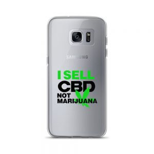 I SELL CBD Samsung Case