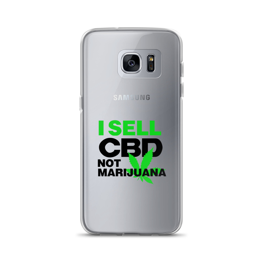 I SELL CBD Samsung Case