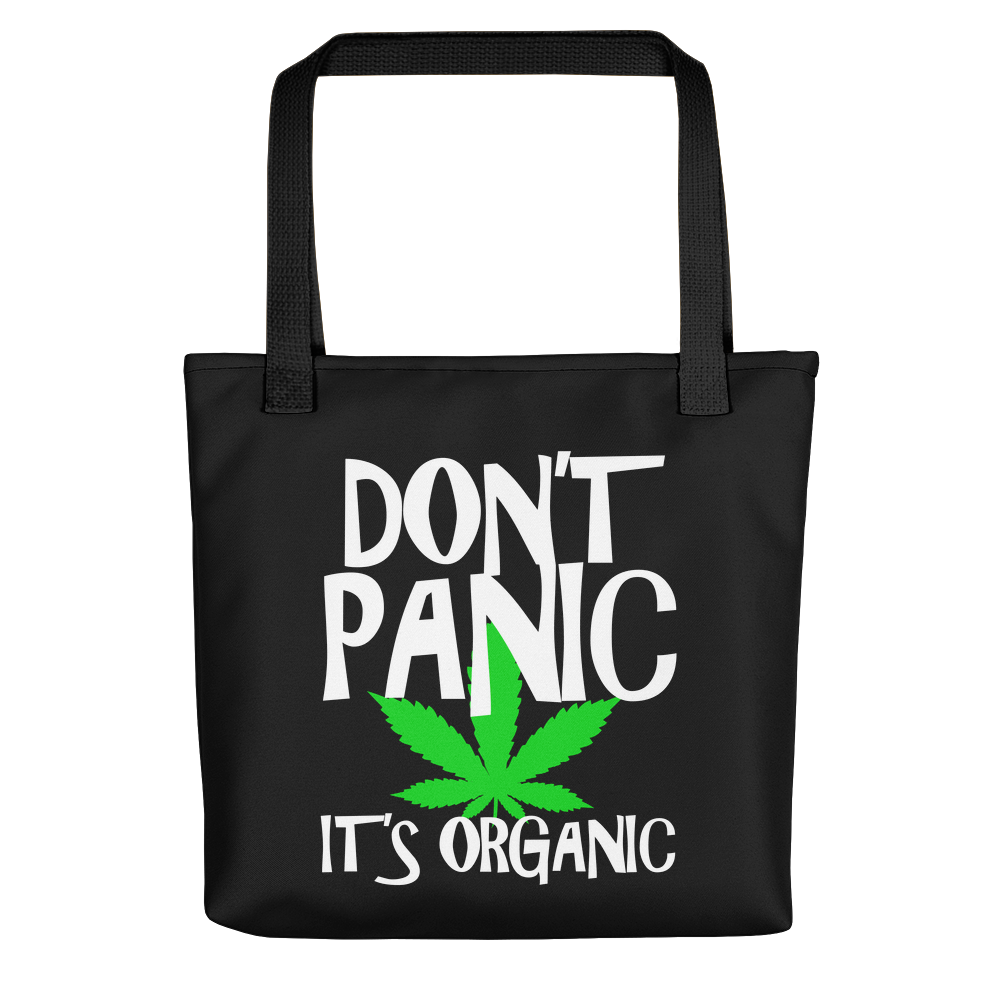 Dont Panic Its organic Tote Bag
