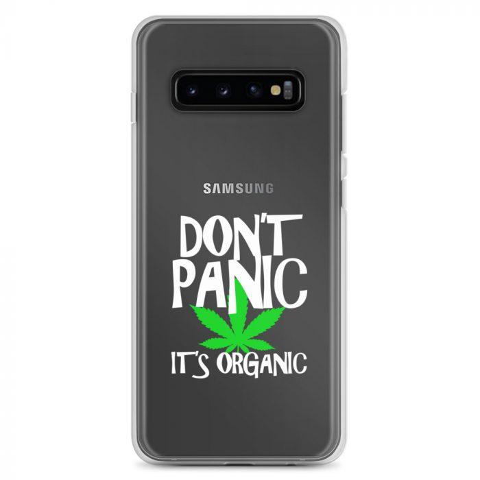 Don't Panic its organic Samsung Case