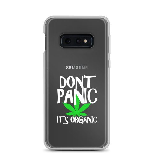 Don't Panic its organic Samsung Case