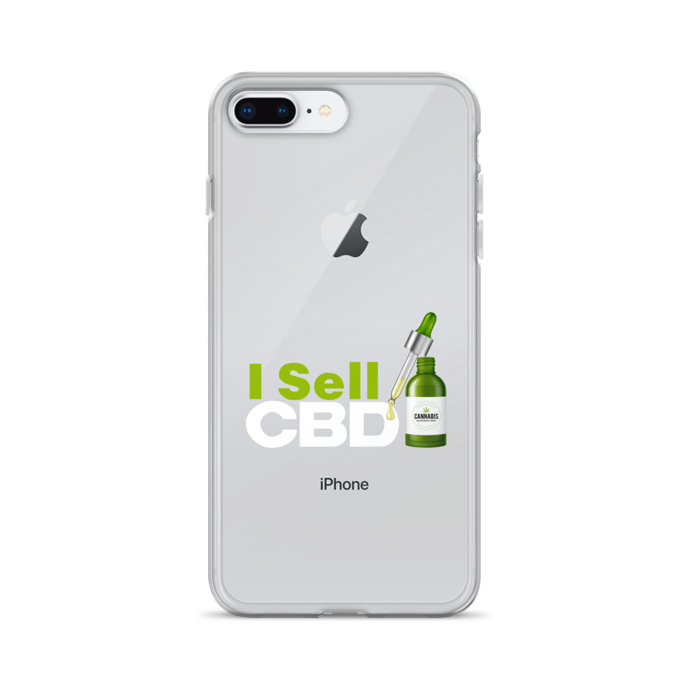 I SELL CBD iPhone Case