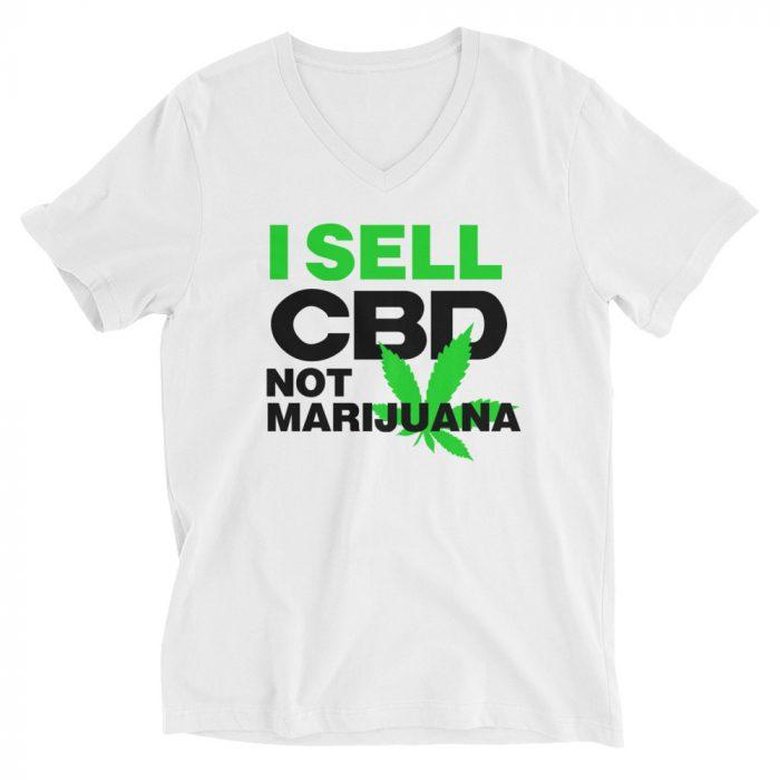 I sell CBD Not Marijuana Shirt