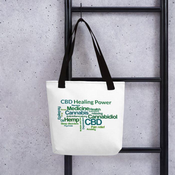 CBD Tote Bag