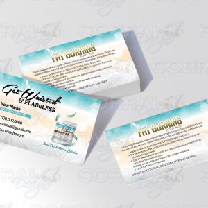 Get Waisted Business Cards