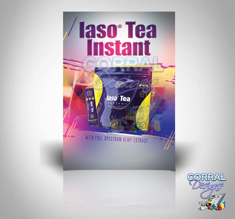 Iaso Tea Instant Hemp