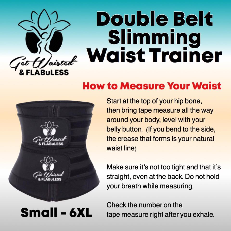 Get Waisted and Flabuless Waist Trainer