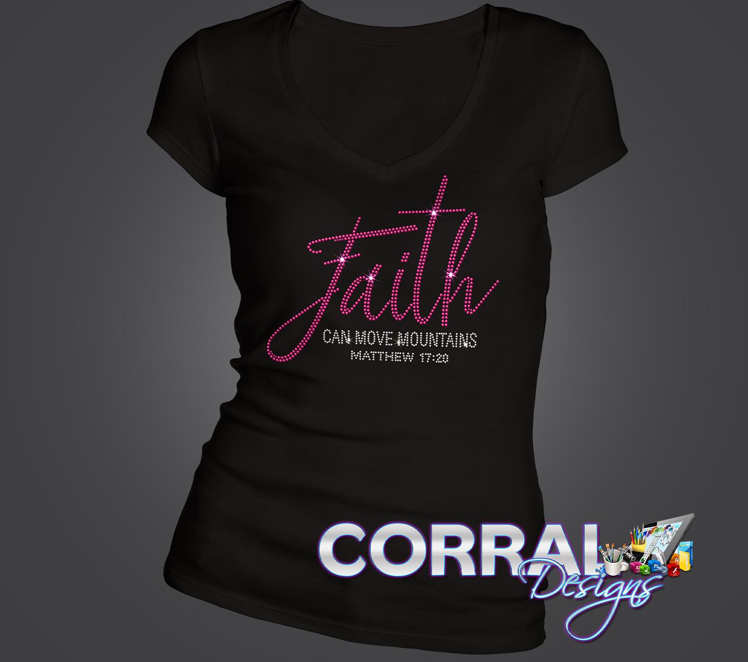 Faith can move Mountains Matthew 17:20