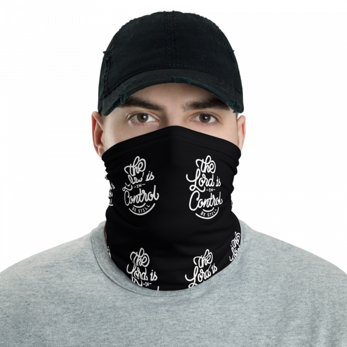 the-lord-is-in-control_Face Mask Covering