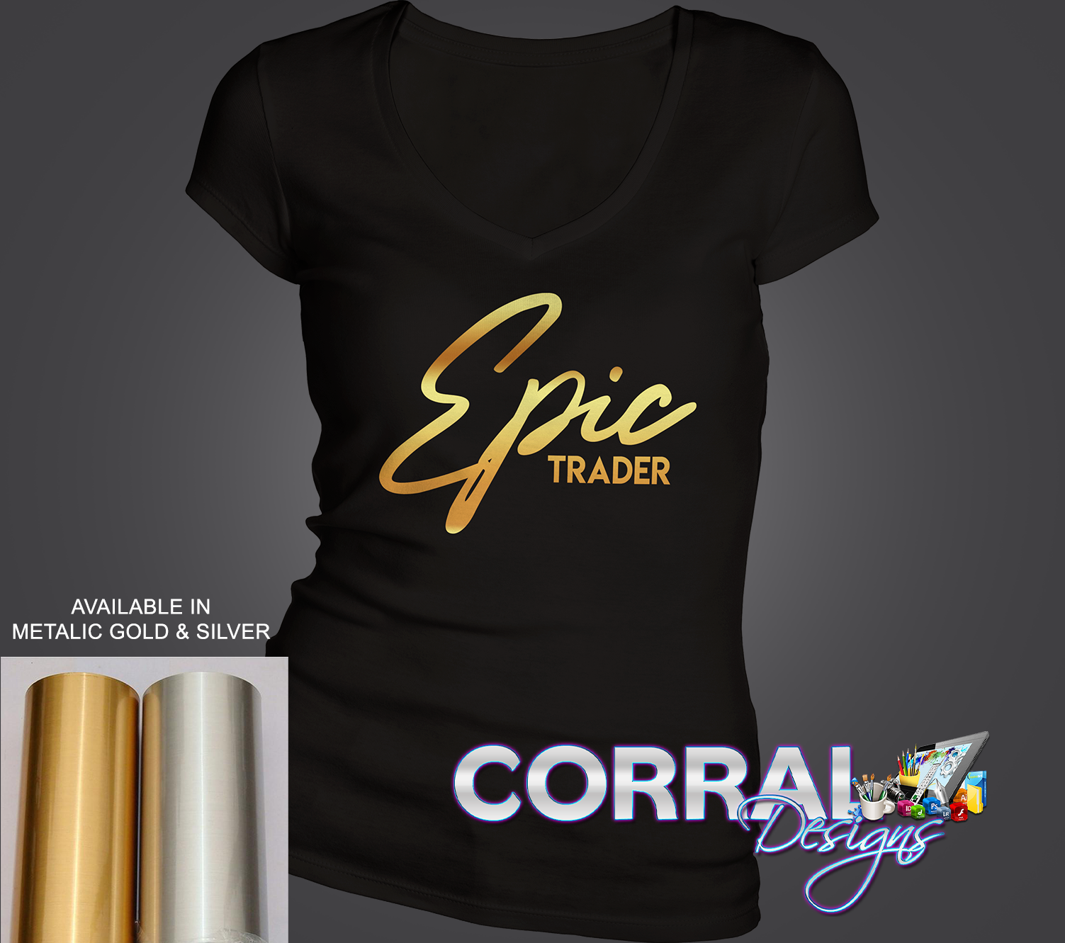 Epic Trading Bling shirts